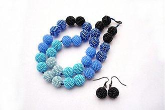 Sady šperkov - Mořské korále - 3739308_