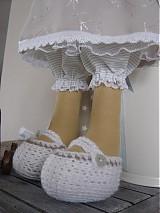 Bábiky - Zajačia slečna v sivej sukničke - 3741624_