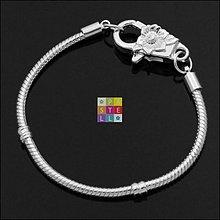 Komponenty - (3258) Retiazka Pandora, 17 cm - 1 ks - 3742074_