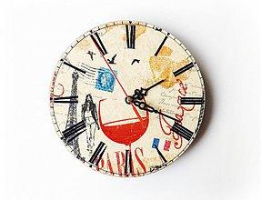 Hodiny - Nástenné hodiny - 3753315_