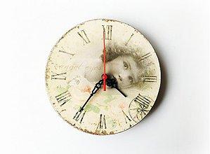 Hodiny - Nástenné hodiny - 3753882_