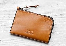 Peňaženky - Pike Wallet - kožená peňaženka - 3755767_