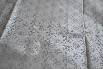 Papier - Hodvábny papier / Perleťová & Strieborná A3 - 3756385_