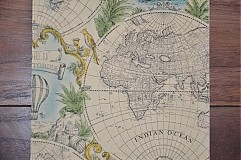 Papier - Servítka Stará mapa - 3759410_