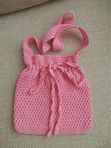 Kabelky - ružová - 3758890_