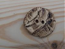 - Reliéfny keramický gombík 3 cm - 3763745_