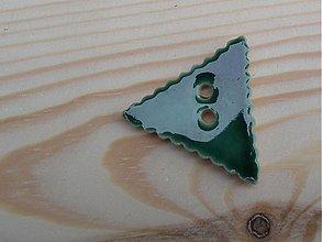 Materiál ručne robený - Keramický gombík 3cm - 3763595_