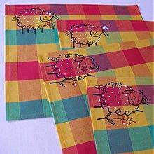 Úžitkový textil - OVENKY - prostírání - 3763115_