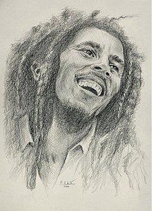 Kresby - Portrét podle fotografie - tužka, formát A3 - 3766393_