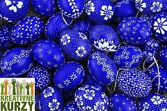 Kurzy - Kurz: Maľovanie vajíčok. v štýle modrotlače 12.04.2014 - 3769249_