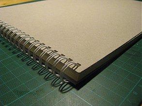 Papiernictvo - kniha čistá (30 listov 180g) - 3774364_