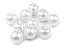 - Voskované perličky 10 mm, 10 ks - 3775298_