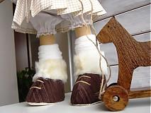 Bábiky - Inka v kožúšku - 3775834_