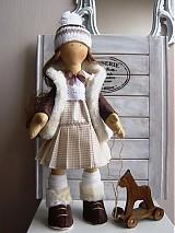 Bábiky - Inka v kožúšku - 3775836_