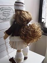 Bábiky - Inka v kožúšku - 3775839_