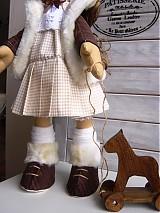 Bábiky - Inka v kožúšku - 3775841_