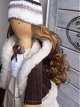 Bábiky - Inka v kožúšku - 3775845_