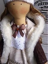 Bábiky - Inka v kožúšku - 3775847_