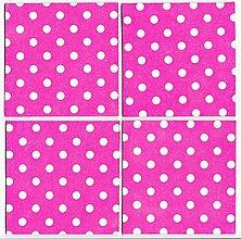 Úžitkový textil - Podložka pod pohár - 3782753_
