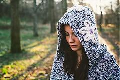 - Sveter-fialková jar, alebo aj jeseň... - 3781238_