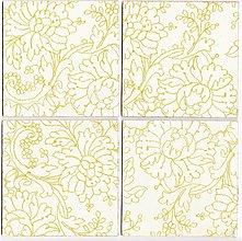 Úžitkový textil - Podložka pod pohár - 3786446_