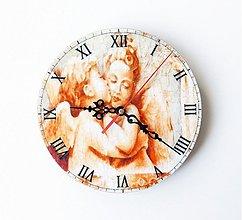 Hodiny - Nástenné hodiny - 3786549_
