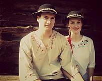 Topy - folk košieľka - 3785752_