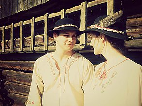 Oblečenie - Slovenské mamičky pekných synov máte - 3785669_