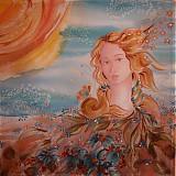 Obrazy - Návrat Venuše - 3783392_