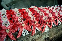 Pierka - luxury folk - red  - 3794838_