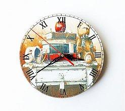 Hodiny - Nástenné hodiny - 3794395_
