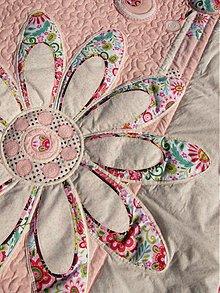 Úžitkový textil - Originál s kvetom No.1 :)) - 3794514_