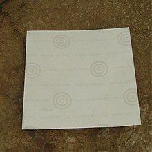 Farby-laky - Papier na fusing tenký - 0,1 mm - 3795452_