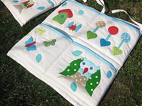 Textil - v ríši detských snov - kapsáre - 3795972_