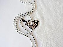 Náhrdelníky - LittleJewels - náhrdelník Majta - 3797410_