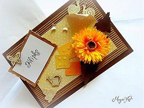 Papiernictvo - Malý zahradkár Filipko - 3798577_