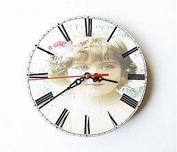 Hodiny - Nástenné hodiny - 3802394_