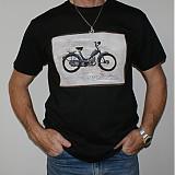 Oblečenie - Pánské  tričko Moped Stadion - 3803272_
