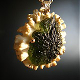 Náhrdelníky - Amulet šťastia - 3804207_