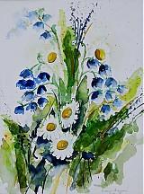Kurzy - Kurzy akvarelu - 3809078_