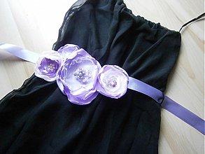 Opasky - Opasok na šaty - 3810183_