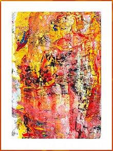 Obrazy - Abstrakcia IV - 3814731_