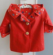 Detské oblečenie - Trendy, spring coat for girls - 3820887_