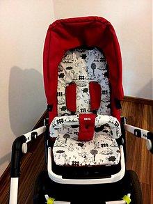 Textil - Oživovací set na kočík BRIO - 3821775_