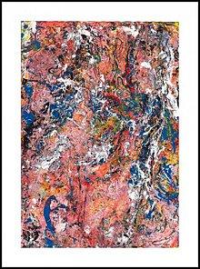Obrazy - Abstrakcia XI - 3820870_