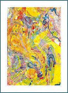 Obrazy - Abstrakcia XII - 3822485_