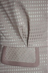 Kabáty - Sakový kabátik v púdrovej farbe  SKLADOm - 3820579_
