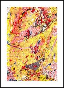 Obrazy - Abstrakcia XV - 3826444_