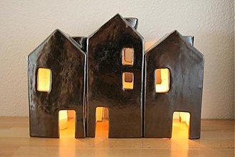 Svietidlá a sviečky - trochu Škandinávie - 3828610_