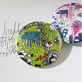 Odznaky/Brošne - Doodle buttony (37mm) - 3827891_